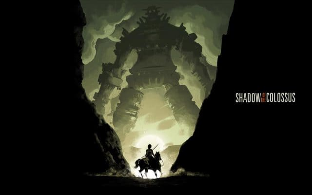 Shadow of the Colossus 2018